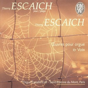 Thierry Escaich, Eric Aubier, Ensemble vocal Soli Tutti 歌手頭像