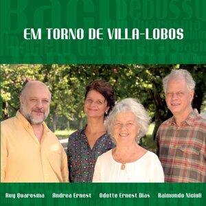Odette Ernest Dias, Andrea Ernest Dias, Ruy Quaresma 歌手頭像