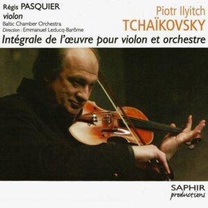 Régis Pasquier, Emmanuel Leducq-Barôme, Baltic Chamber Orchestra 歌手頭像