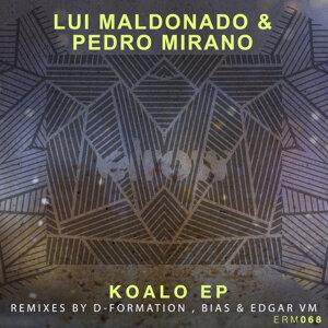 Lui Maldonado, Pedro Mirano 歌手頭像
