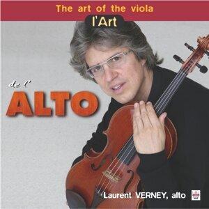 Laurent Verney, Claire-Marie le Guay 歌手頭像