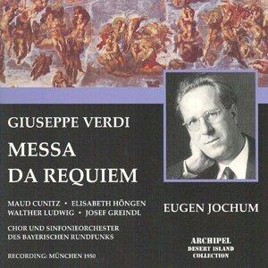 Eugen Jochum, Maud Cunitz, Elisabeth Höngen, Walther Ludwig, Josef Greindl, Chor und Sinfonieorchester des Bayerischen Rundfunks 歌手頭像