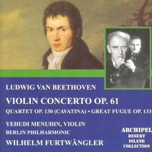 Yehudi Menuhin, Berliner Philharmonic, Wilhelm Furtwängler 歌手頭像