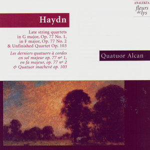 Quatuor Alcan (Joseph Haydn) 歌手頭像