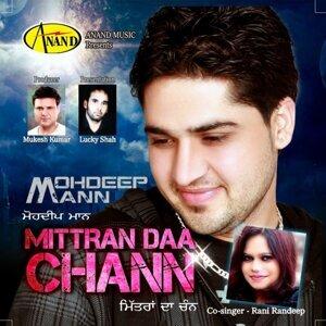 Mohdeep Mann 歌手頭像