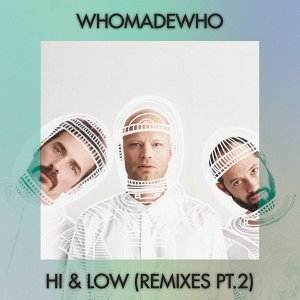 WhoMadeWho 歌手頭像