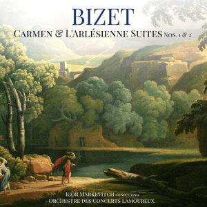 Igor Markevitch & Orchestre des Concerts Lamoureux 歌手頭像