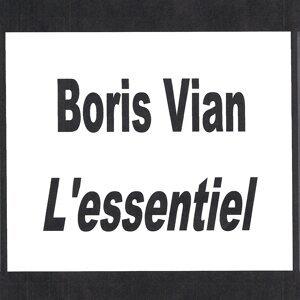 Boris Vian 歌手頭像