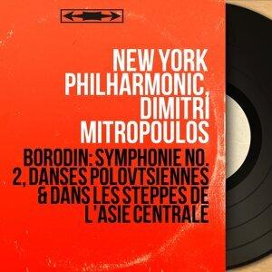 New York Philharmonic, Dimitri Mitropoulos 歌手頭像