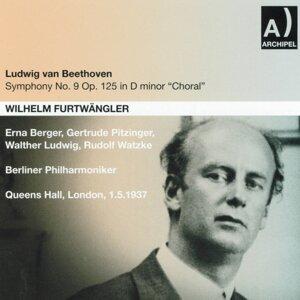 Berliner Philharmoniker, Philharmonic Choir, Erna Berger, Gertrude Pitzinger, Walter Ludwig, Rudolf Watzke 歌手頭像