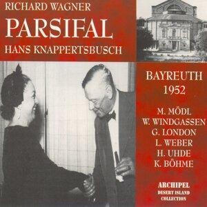 Martha Mödl, Wolfgang Winggassen, George London, Ludwig Weber, Hermann Uhde, Kurt Böhme