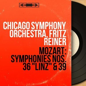 Chicago Symphony Orchestra, Fritz Reiner 歌手頭像