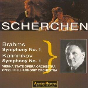 Hermann Scherchen, Vienna State Opera Orchestra, Czech Philharmonic Orchestra 歌手頭像