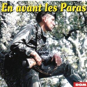 Choeur de la Légion étrangère de parachutistes, Jules Semler-Collery, Janssen 歌手頭像