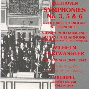 Wilhelm Furtwängler, Berlin Orchestra, Vienna Philharmonic Orchestras 歌手頭像