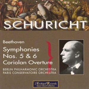Carl Schuricht, Berliner Philharmoniker, Paris Conservatoire Orchestra 歌手頭像