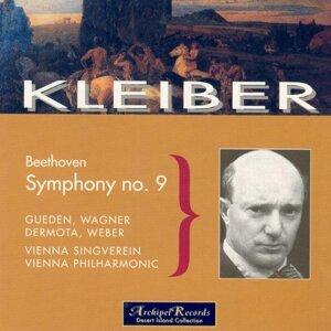 Erich Kleiber, Hilde Gueden, Sigelinde Wagner, Anton Dermota, Ludwig Weber, Wiener Philharmoniker 歌手頭像