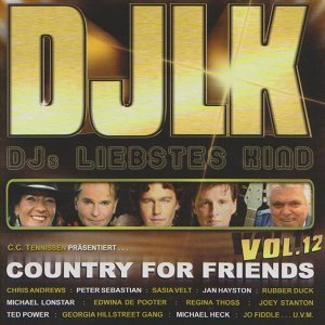 Djlk, Vol. 12 歌手頭像