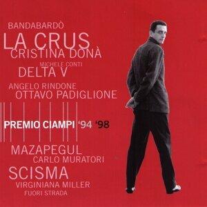 Premio Ciampi '94 - '98 歌手頭像