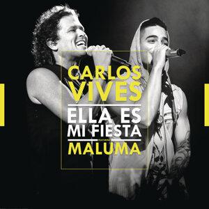Carlos Vives feat. Maluma 歌手頭像
