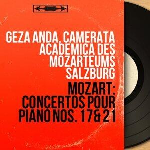 Géza Anda, Camerata Academica des Mozarteums Salzburg 歌手頭像