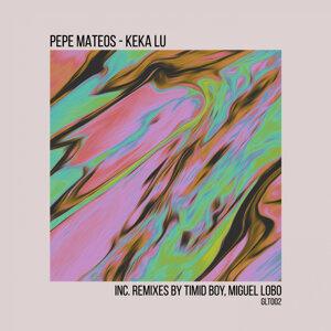 Pepe Mateos