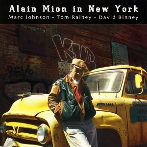 Alain Mion 歌手頭像