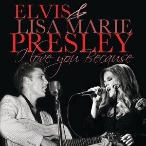 Elvis & Lisa Marie Presley 歌手頭像