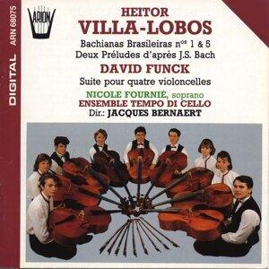 Ensemble Tempo di Cello, Jacques Bernaert, Nicole Fournié 歌手頭像
