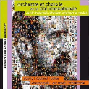 Orchestre de la Cité Internationale 歌手頭像