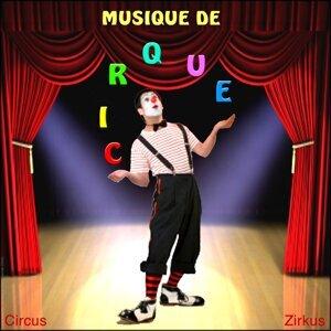 Musiques de cirque, circus! zirkus! 歌手頭像