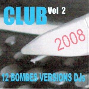 Club 2008 vol 2 歌手頭像