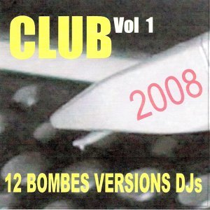 Club 2008 vol 1 歌手頭像