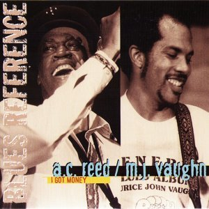 A.C. Reed, Maurice John Vaughn 歌手頭像