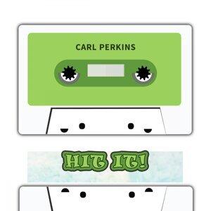 Carl Perkins 歌手頭像