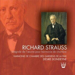 Harmonie de Chambre des Gardiens de la Paix, Désiré Dondeyne 歌手頭像