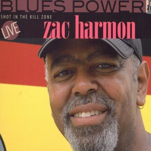 Zac Harmon 歌手頭像