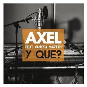 Axel feat. Vanesa Martín 歌手頭像