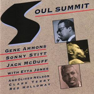 Gene Ammons,Jack McDuff,Sonny Stitt 歌手頭像