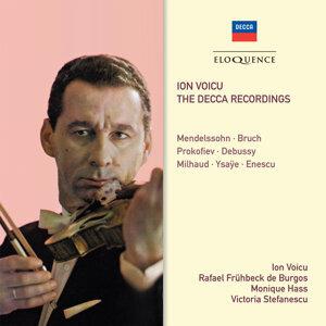 Ion Voicu,Monique Haas,London Symphony Orchestra,Rafael Frühbeck de Burgos,Victoria Stefanescu 歌手頭像