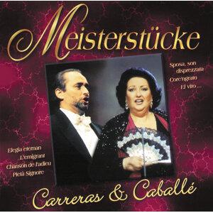 Montserrat Caballé,José Carreras 歌手頭像