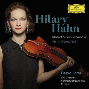 Paavo Järvi,The Deutsche Kammerphilharmonie Bremen,Hilary Hahn 歌手頭像
