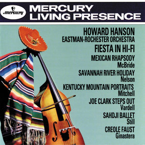 Howard Hanson,Eastman-Rochester Orchestra,Eastman Rochester School Of Music Chorus 歌手頭像