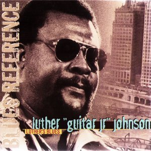 "Luther ""Guitar Jr"" Johnson 歌手頭像"