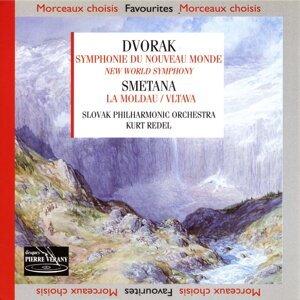 Slovak Philharmonic Orchestra, Kurt Redel 歌手頭像