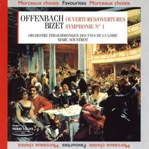 Orchestre Philharmonique des Pays de la Loire, Marc Soustrot 歌手頭像