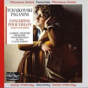 Orchestre Philharmonique de Nice, Claude Bardon, Gabriel Croitoru 歌手頭像