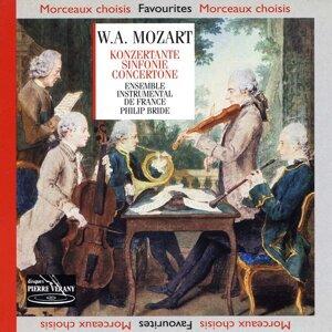 Ensemble Instrumental de France, Kurt Rederl, Philip Bride, Christian Crenne, Serge Soufflard, Arrignon Daniel, Robert Georges