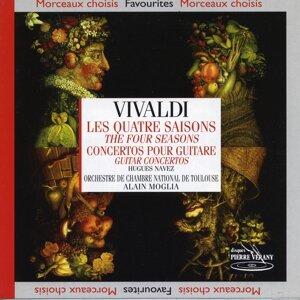 Orchestre de Chambre National de Toulouse, Alain Moglia, Hugues Navez