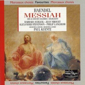 Orchestre & Chorale Paul Kuentz, Barbara Schlick, Jean Nirouet, Alexander Stevenson, Philip Langshaw 歌手頭像